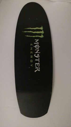 New Monster Energy solid metal Skate board Deck for Sale in Garden Grove, CA
