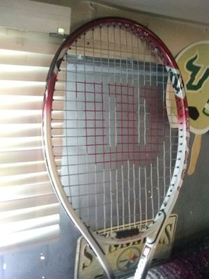 wilson impact tennis racket for Sale in Tampa, FL