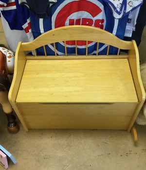Kids Toy Chest/ Bench for Sale in Marlboro Township, NJ