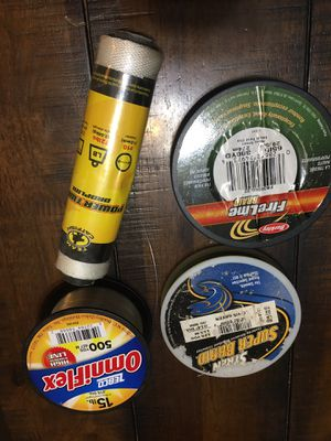 Fishing line for Sale in Palestine, TX