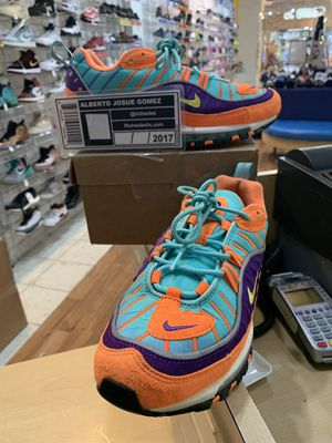Nike Air Max 98 QS Cone Size 8 for Sale in Kensington, MD