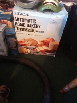 Bread maker machine for Sale in Cleveland,  OH