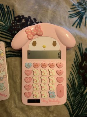 My Melody Calculator : limited collection (brand new) for Sale in Pasadena, CA