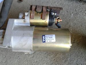 Alternator starter battery fuel pump whatever the price is take $20. off for Sale in Euclid, OH