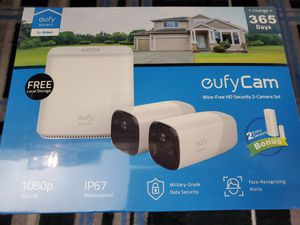 Anker eufycam 1080p wireless home security system for Sale in Albuquerque, NM