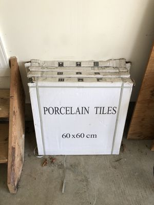 Gray Porcelain Tiles for Sale in Buffalo, NY