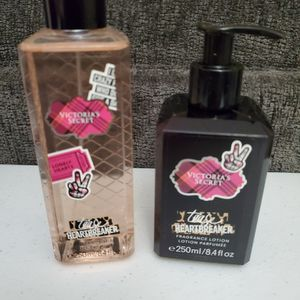 VS Tease Heartbreaker Fragrance Mist and Lotion for Sale in Barstow, CA