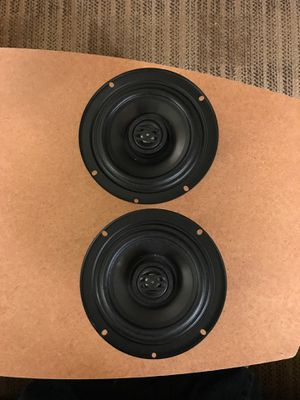Harley Davidson speakers 2ohms brand new for Sale in Bedford, TX