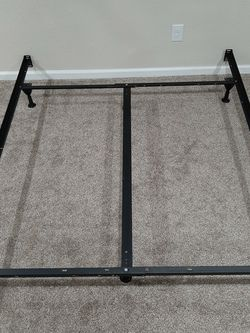Queen Metal Bed Frame for Sale in Littleton,  CO