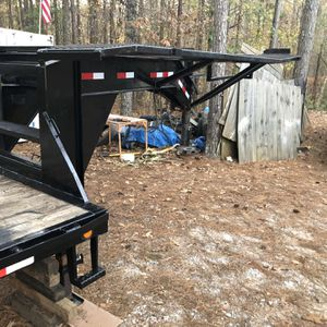 Trailer PG 40 feet Hydraulic brakes GVR 24 Thousand for Sale in Douglasville, GA