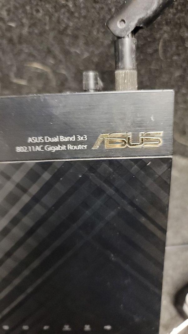 Asus RT-AC66R gigabit router