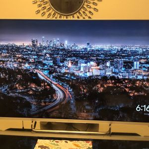 Sony Bravia Smart TV 50 inch, Very Clean, Works Great for Sale in Glendale, CA