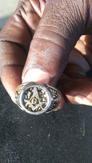 Mason ring for Sale in Hampton, GA