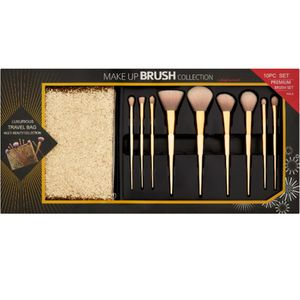Makeup brush set for Sale in Ontario, CA