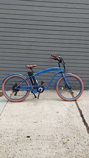 "Electric Beach Cruiser Bicycle ""Emojo"" Hurricane for Sale in San Diego, CA"