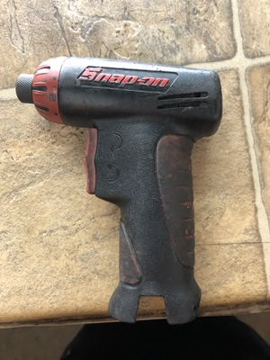 Snap on screwdriver tool only for Sale in San Antonio, TX