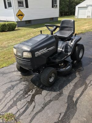 "42"" tractor mower 17hp for Sale in Bellingham, MA"