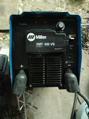 Miller XMT 450 VS for Sale in Los Angeles, CA