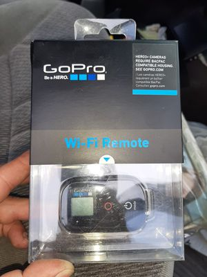 Gopro wifi remote for Sale in Seven Valleys, PA