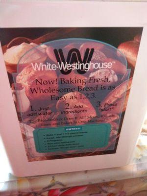 Bread maker for Sale in Houston, TX