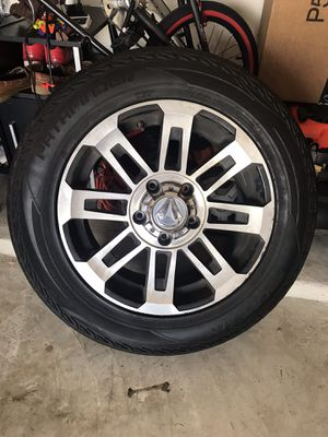 Tundra wheels and tires for Sale in Pearland, TX