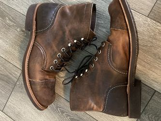 Redwing Iron Ranger's In Copper Rough & Tough Leather 8085 for Sale in Oregon City,  OR