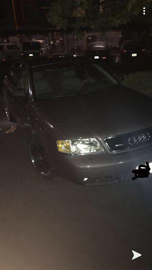 Audi A6 Quattro for Sale in Sacramento, CA