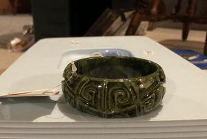 Cute Green Bangle Bracelet for Sale in Parkville, MD