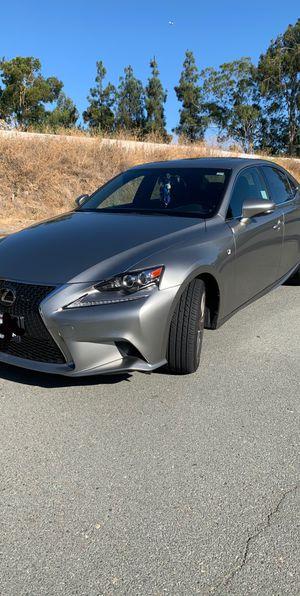 2015 Lexus is350 for Sale in Santee, CA