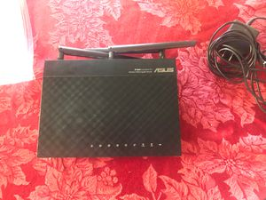 ASUS RT-N66U Gigabit Router for Sale in Irvine, CA