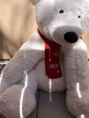 """Big 48"""" teddy bear and dog combo- perfect condition for Sale in Fremont, CA"""