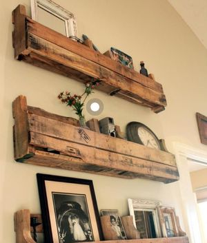 Wooden shelves for Sale in Spartanburg, SC