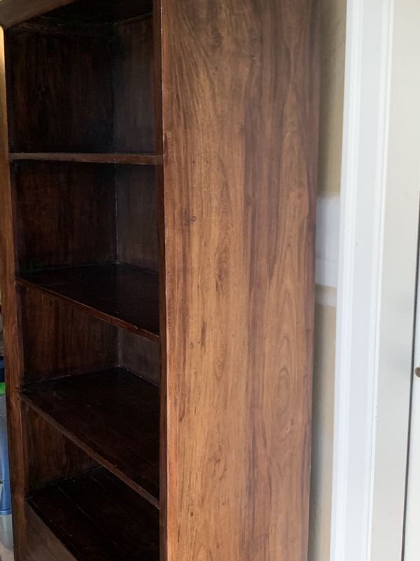 """Solid Wood Bookcase - 37 ¼"""" x 73"""""""