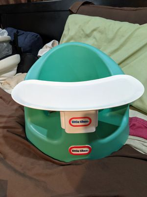 Little tikes feeding infant bumbo seat feeding chair tykes for Sale in Pasadena, CA