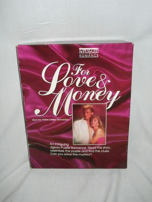Romance Mystery Jigsaw Puzzle Game for Sale in Fraser, MI