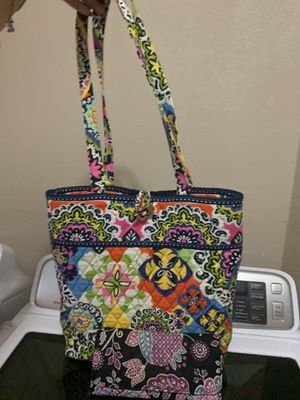 New Vera Bradley tote with free wallet $25 for Sale in Fort Worth, TX
