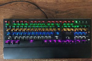 Mechanical keyboard for Sale in Tampa, FL
