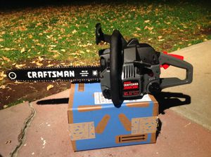 """Craftsman 16"""" chainsaw Brand New Old stock for Sale in Stockton, CA"""
