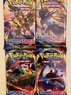 Pokemon Cards: Sword & Shield Base Set for Sale in Irvine,  CA