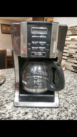 Coffee maker 15$ and almost never used for Sale in North Las Vegas,  NV