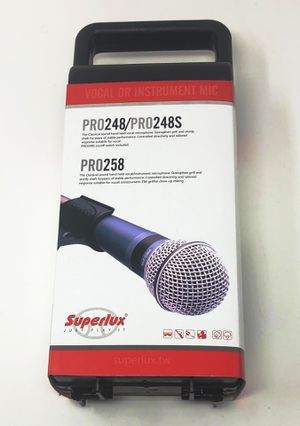 Superlux Pro 248 Microphone -New for Sale in Seattle, WA