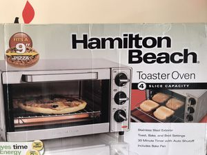 4 slice toaster oven for Sale in Columbus, OH