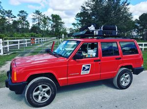 2000 Jeep XJ Cherokee RHD (postal) for Sale in Kissimmee, FL