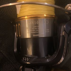 Shimano Twin Power 14000 for Sale in Boca Raton, FL