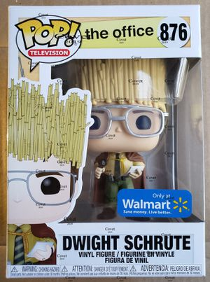 Funko Pop! Dwight Schrute as Hay King. EXCLUSIVE! for Sale in Mulberry, FL
