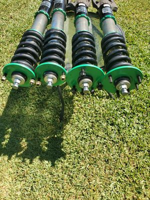98-02 accord rev9 full coilovers for Sale in Anaheim, CA