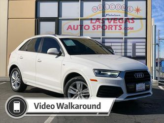 2018 Audi Q3 for Sale in Las Vegas,  NV