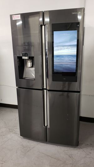 Counter Depth Samsug SmartHub Dent n Ding Special Free Delivery AND Warranty for Sale in Garden Grove, CA