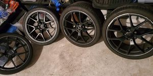 "Mercedes C63 AMG Black Series 19"" Rims / Tires for Sale in Everett, WA"