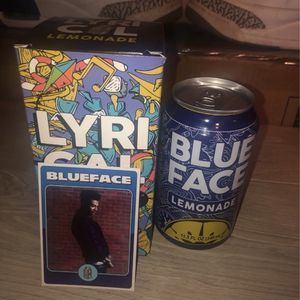 Blueface Limited Edition Lyrical Lemonade Can for Sale in Los Angeles, CA